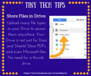 Tiny Tech tip 11