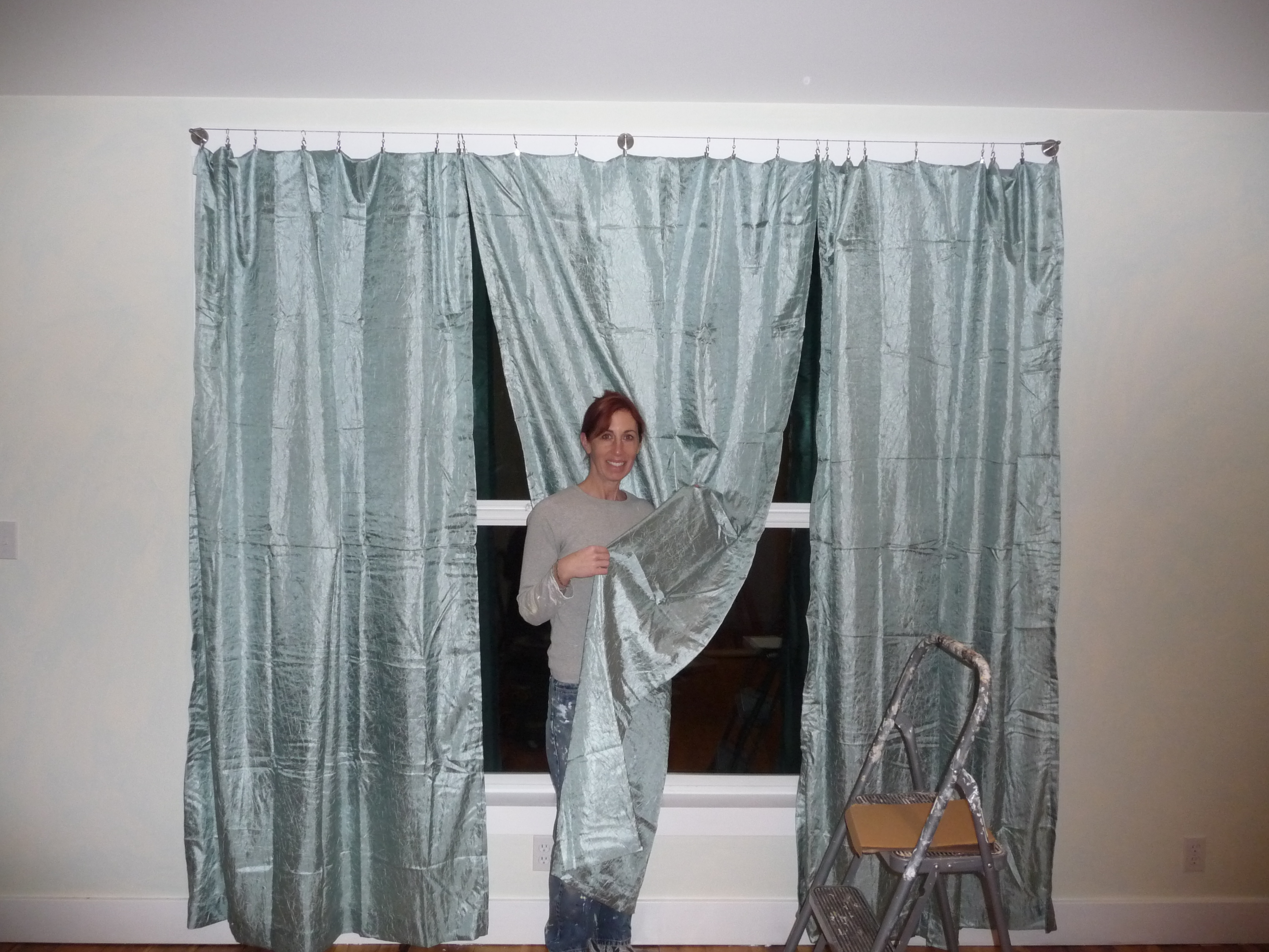 dignitet curtain hanging system