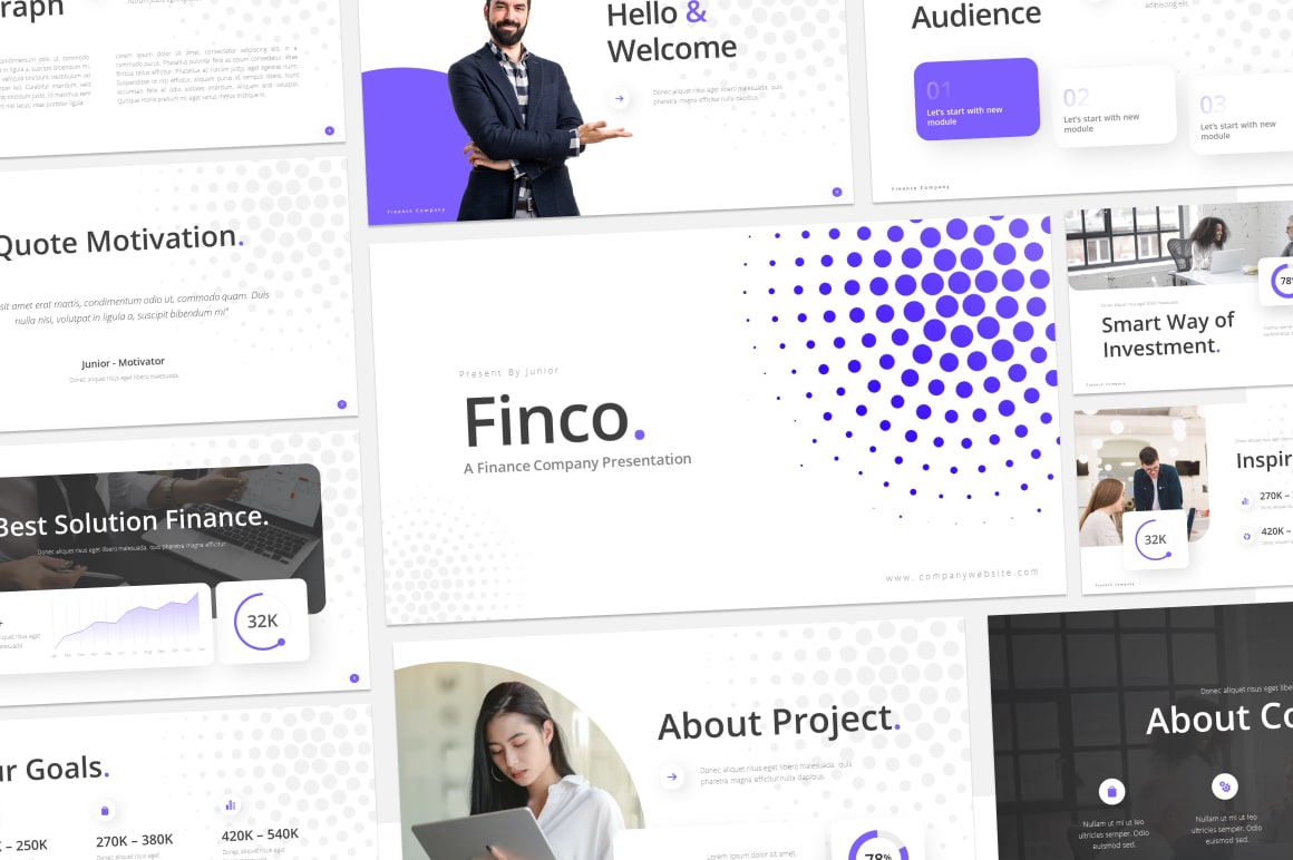 Finco Finance PowerPoint