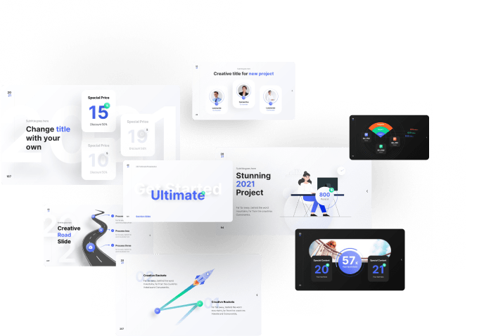 2021 Ultimate Presentation Template