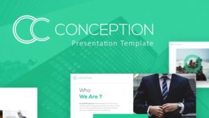 Conception Business PowerPoint Template