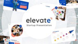 Elevate – Futuristic Presentation Template