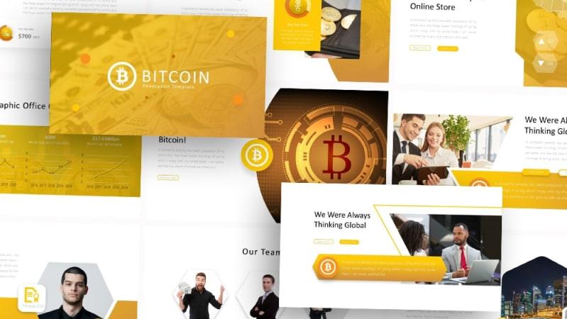 Cryptonary Finance PowerPoint Template