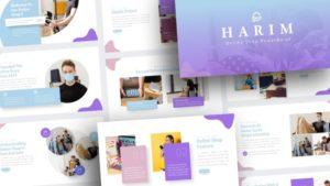 Free-Harim-Online-Shop-Powerpoint-Template
