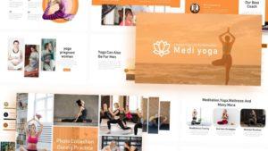 Free-Medi-Yoga-Sport-Presentation-Template