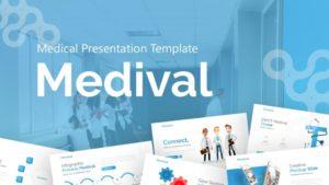 Medival Pharmaceutical PowerPoint Template