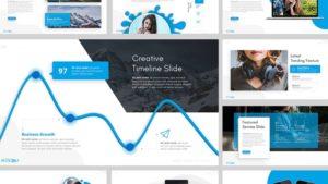 Milkiest E-commerce PowerPoint Template