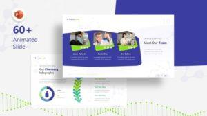 Pharma Pharmaceutical PowerPoint Template