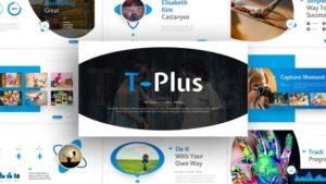 TPlus – Elementary School Presentation Template
