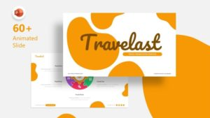 Travelast Vacation PowerPoint Template