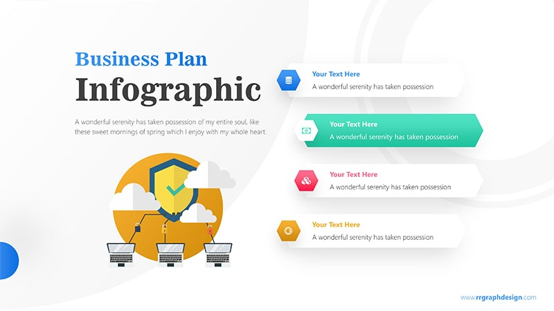 Connectivity Infographic PowerPoint Template