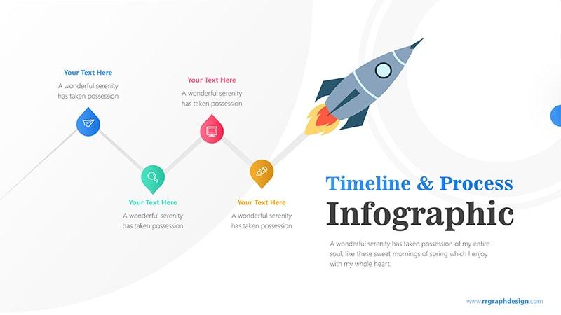 Rocket Diagram Template PowerPoint