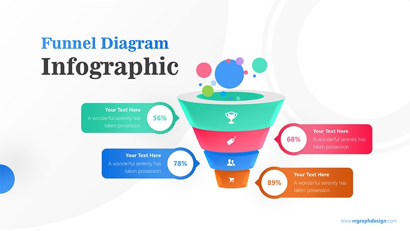 Whorl Infographic PowerPoint Template