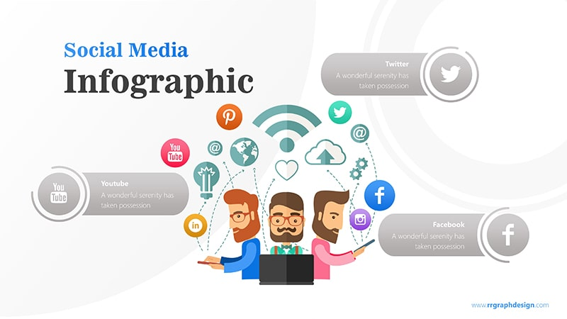 Team Infographic PowerPoint Template