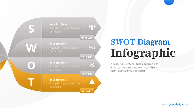 Layer Infographic PowerPoint Template