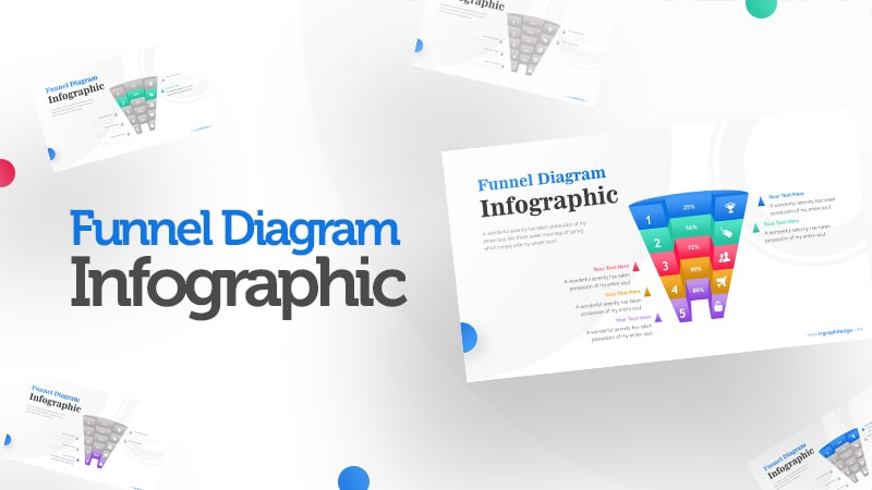 Cut-out Infographic PowerPoint Template