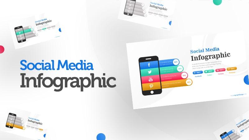 Smartphone Diagram Template PowerPoint