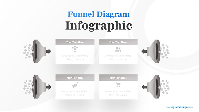 Microphone Infographic PowerPoint Template