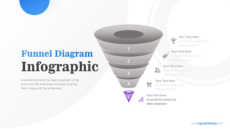 Funnel Infographic PowerPoint Template