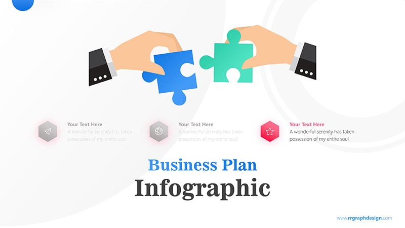 Puzzler Infographic PowerPoint Template