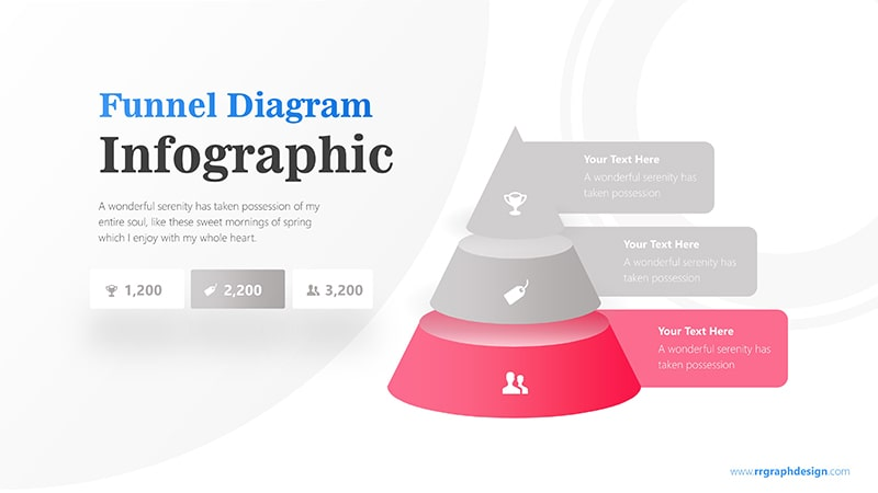 Spire Infographic PowerPoint Template