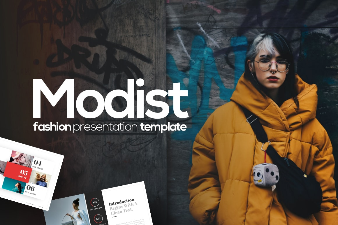 Modist – Urban Mode Presentation Template