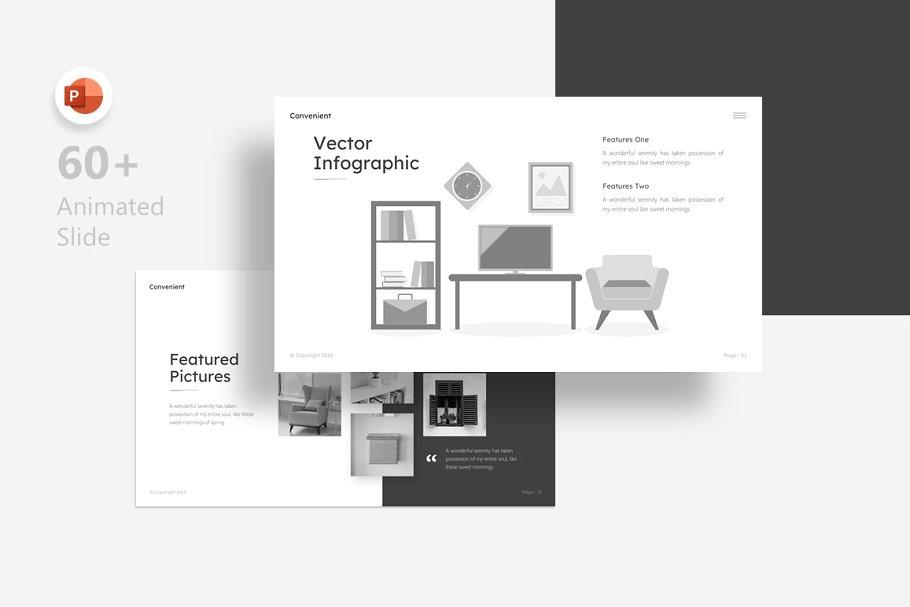 Convenient Architecture PowerPoint