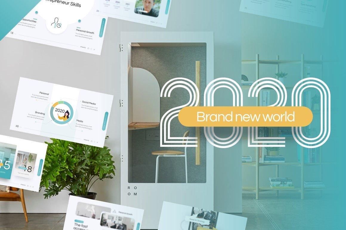 2020 Brand Multipurpose PowerPoint