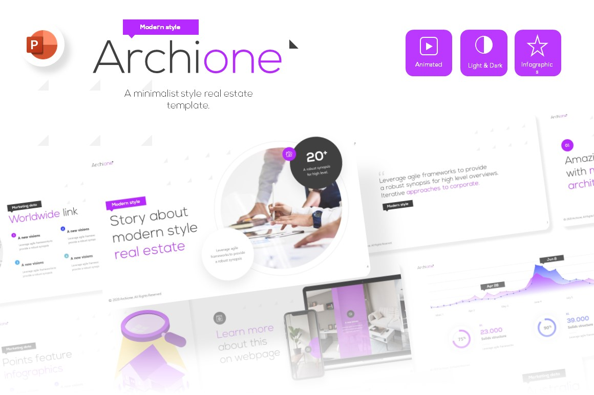 Archione Real Estate PowerPoint