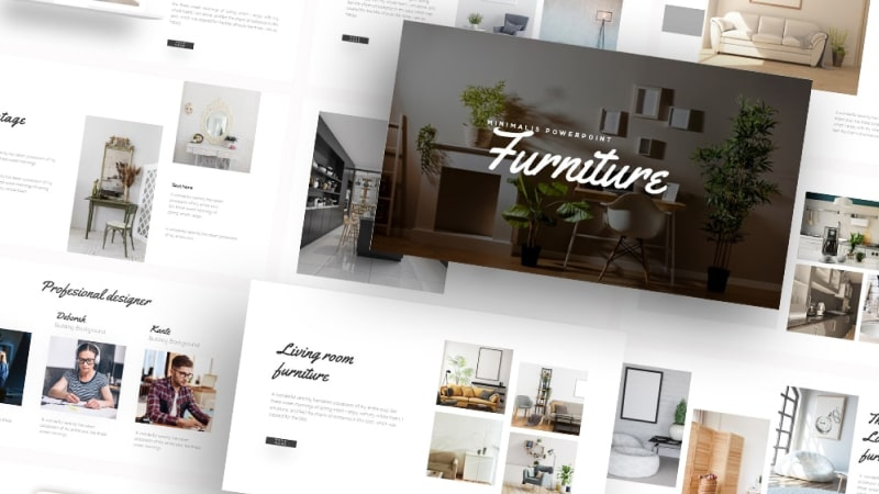 Free Property PowerPoint Template
