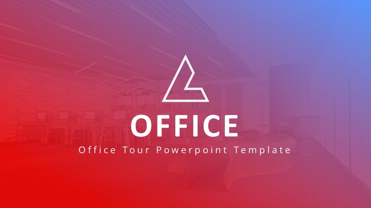 Free Office Startup PowerPoint Template