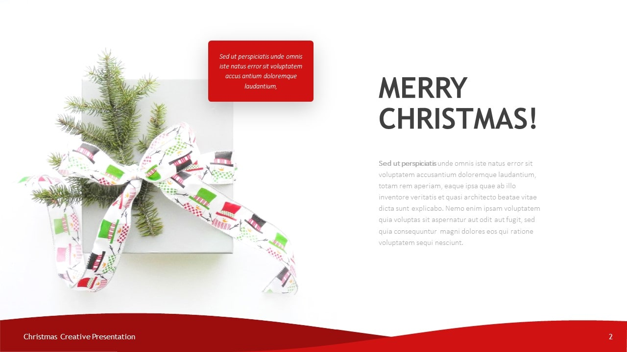 Christmas Creative Presentation-min