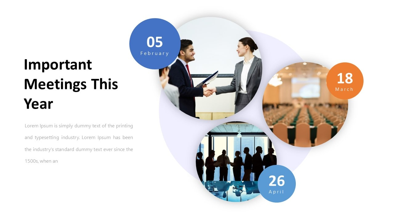 Free Confluence Conference PowerPoint Template