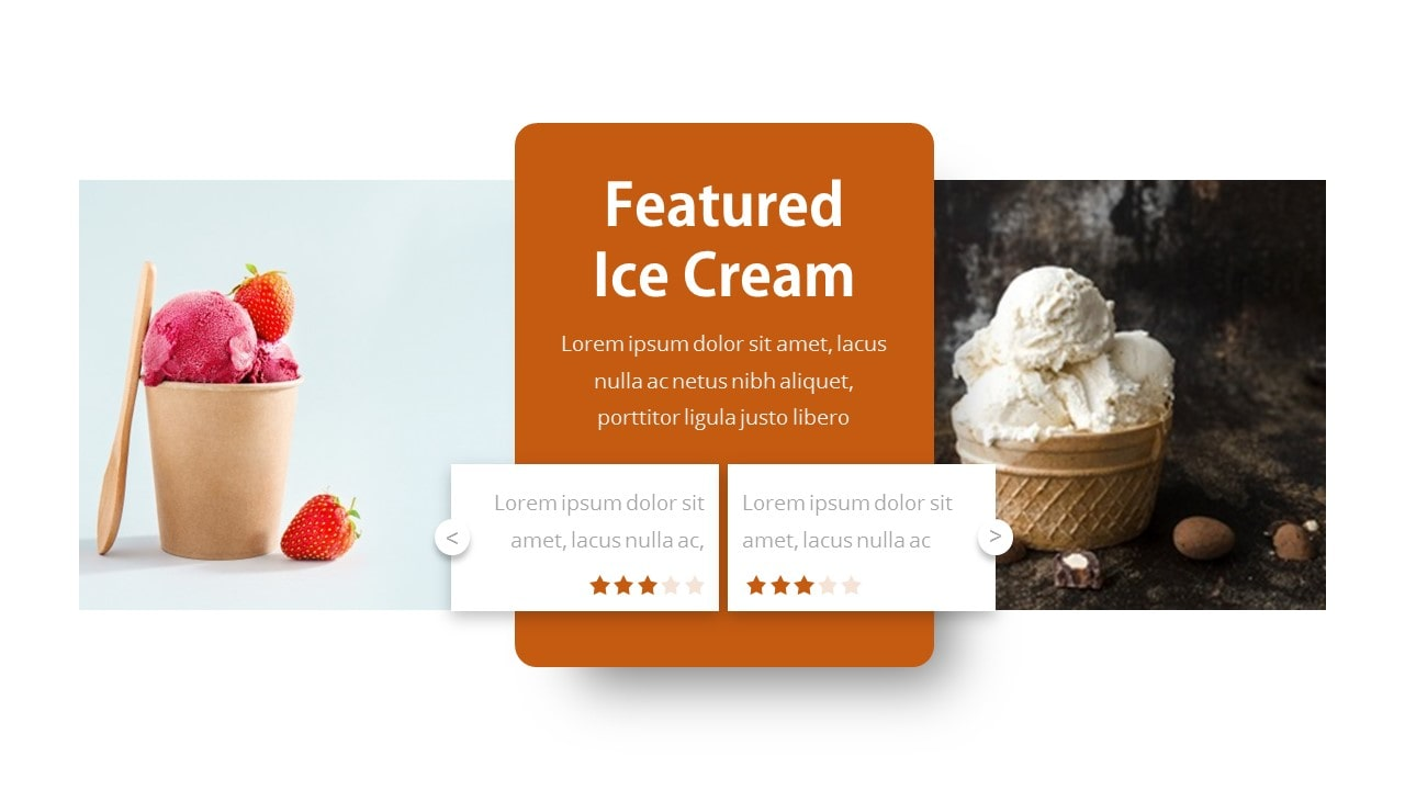 Free Delicious Food PowerPoint Template