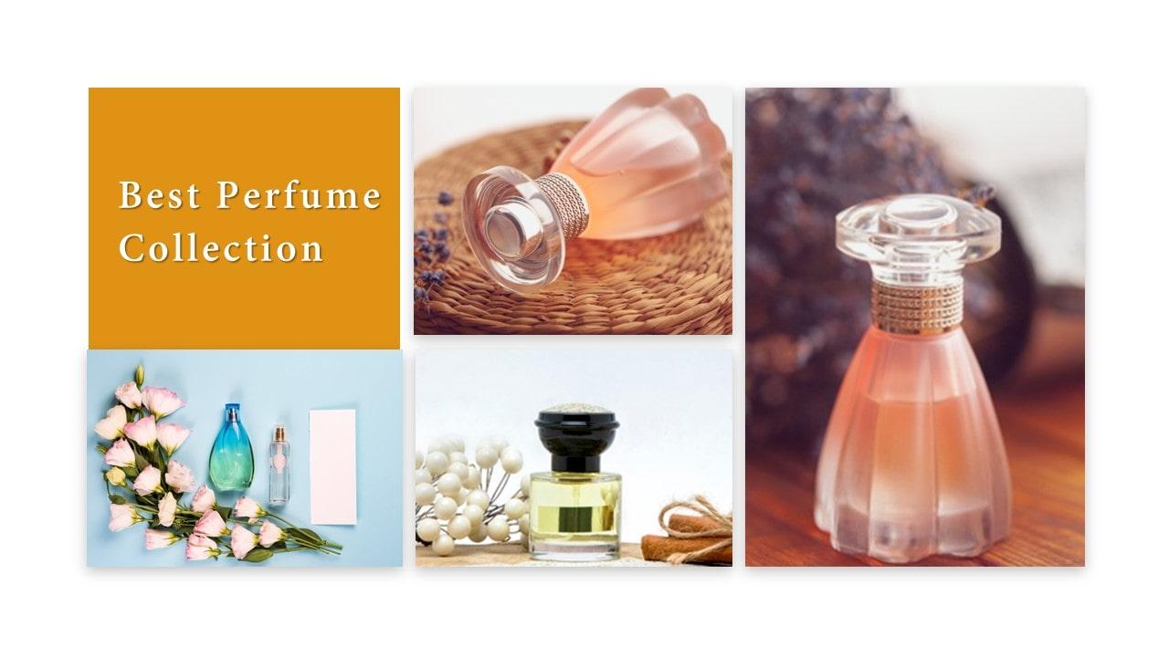 Free Imperia Perfume PowerPoint Template
