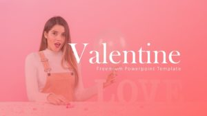 Valentine Day PowerPoint Template-min