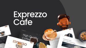 Exprezzo Coffee Presentation Template