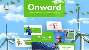 Onward Renewable PowerPoint Template
