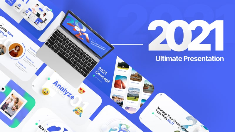 2021 Ultimate PowerPoint Template