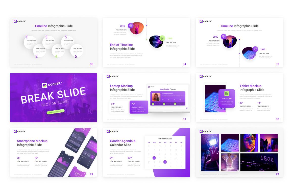 Gooder Multipurpose PowerPoint Template