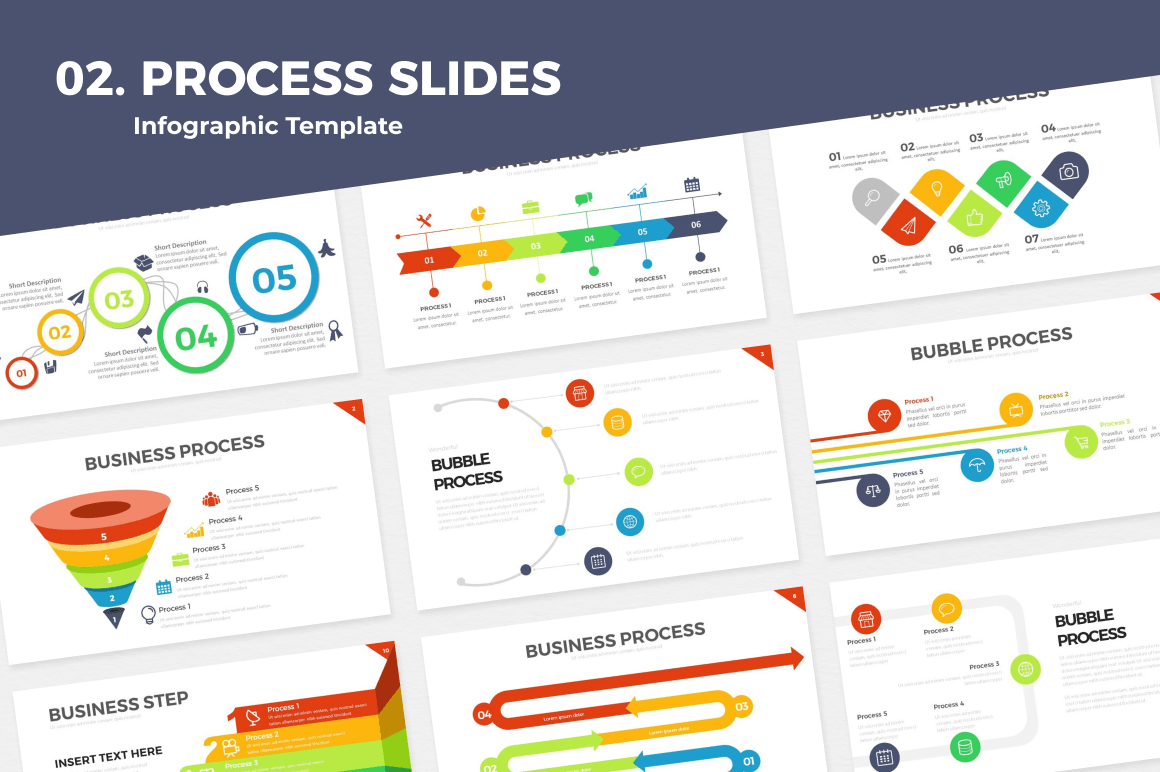 Bundle Infographic PowerPoint Template