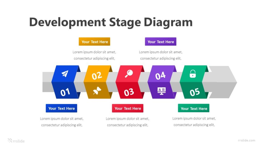 Free Development Stage Diagram 2 Infographic Template