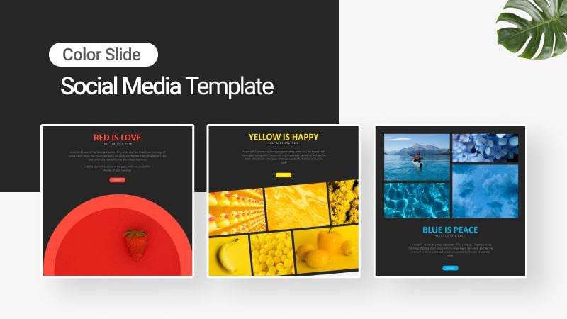 Multipurpose Color Social Media Template