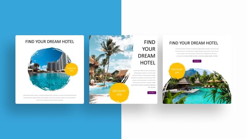 Hotel Social Media Template