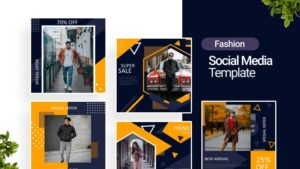 Fashion Trend Social Media Template