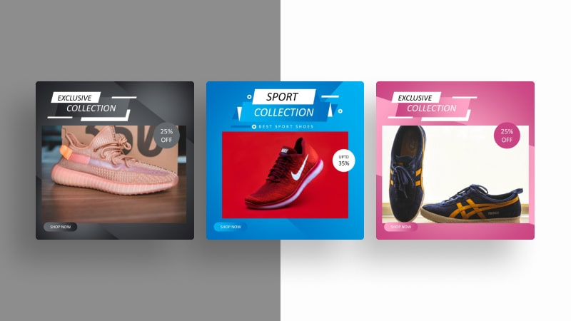 Shoes Collection Social Media Template