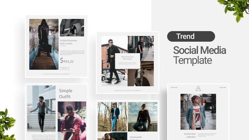 Trend Modelling Social Media Template