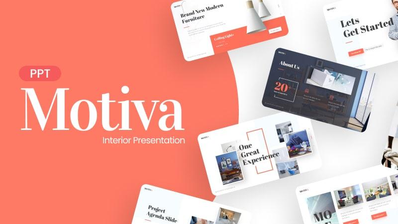 Motiva Interior PowerPoint Template
