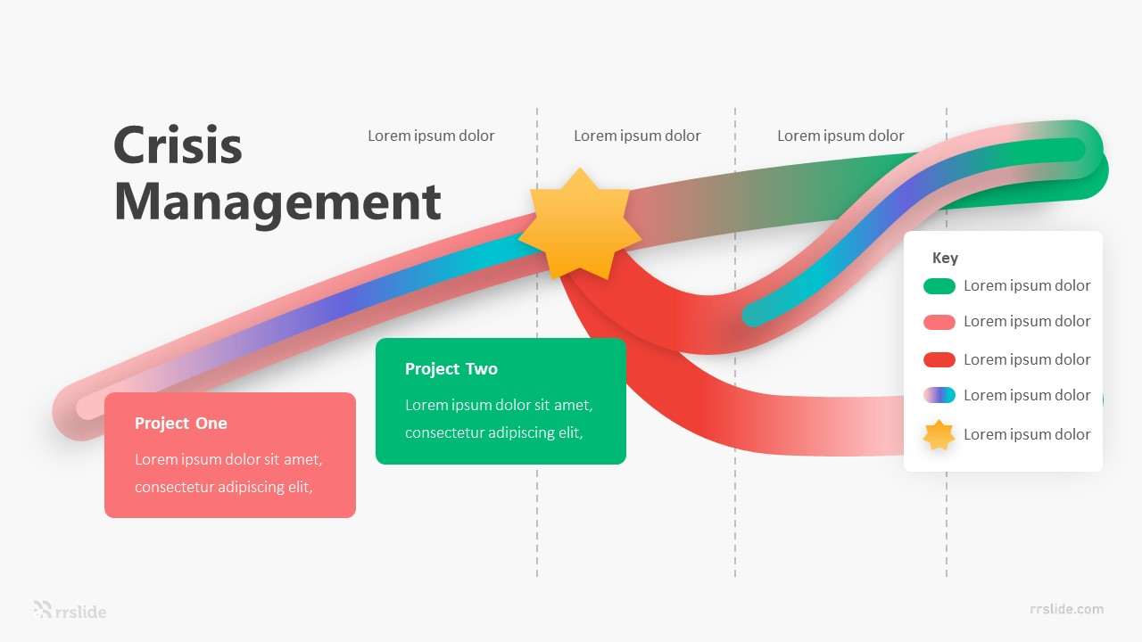 2 Crisis Management Infographic Template