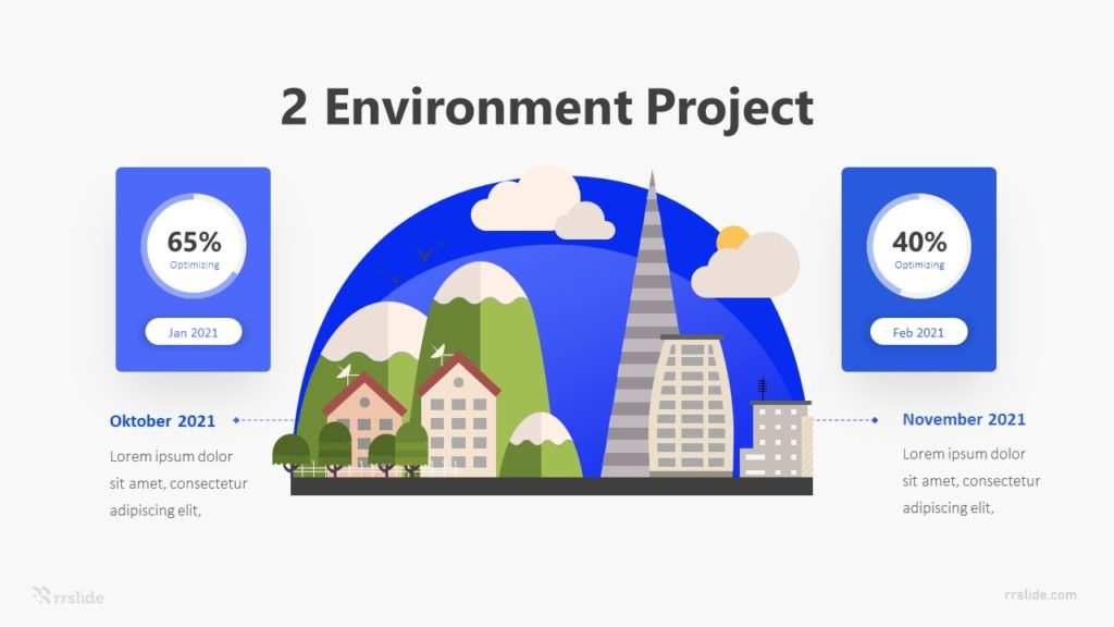 2 Environment Project Infographic Template